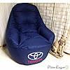 Кресло мешок , кресло Груша, бескаркасный пуф ,BMW,  бескаркасная мебель, ДОСТАВКА, фото 9