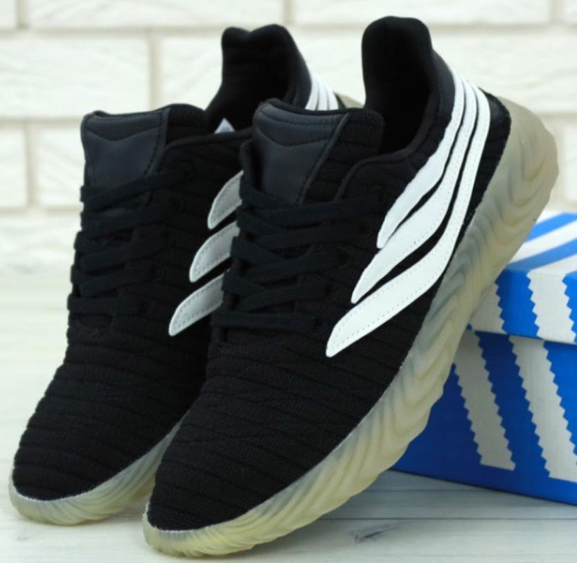 Кроссовки Мужские Adidas Sobakov, адидас собаков черные