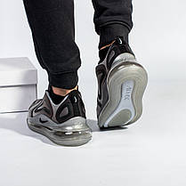 Мужские кроссовки в стиле Nike Air Max 720 Gray (41, 42, 43, 44, 45 размеры), фото 3