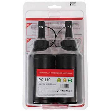Заправочный набор Pantum PC-110 P2000/2050,M5000/5005/600x (2*1500ст,2тонер+2чип) (PX-110)