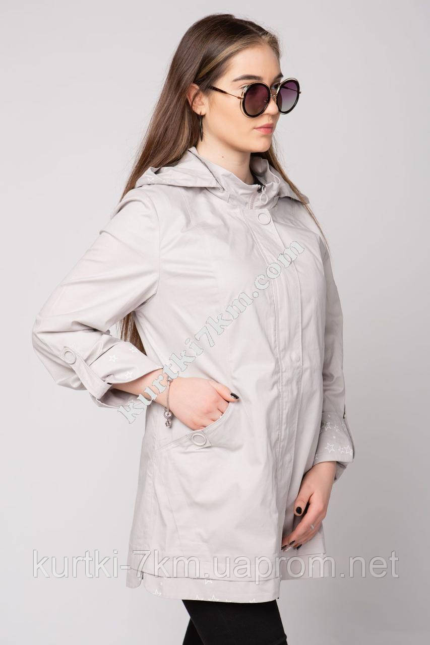 81238e29 Женская ветровка с капюшоном Poem 7009 - Женские куртки, пуховики - Куртки  7км в Одессе