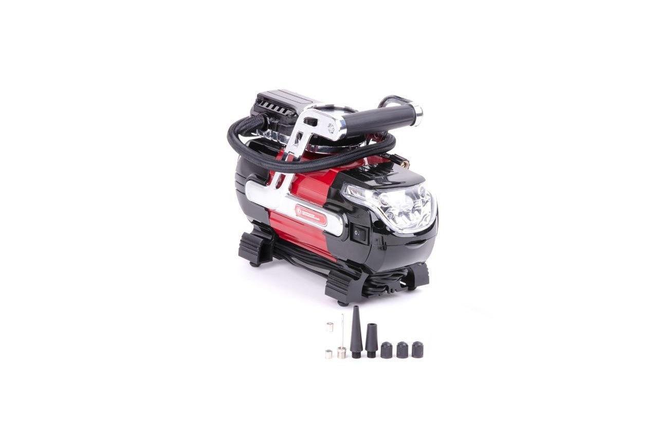 Миникомпрессор автомобильный Intertool - 12В x 7 bar x 30 л/мин