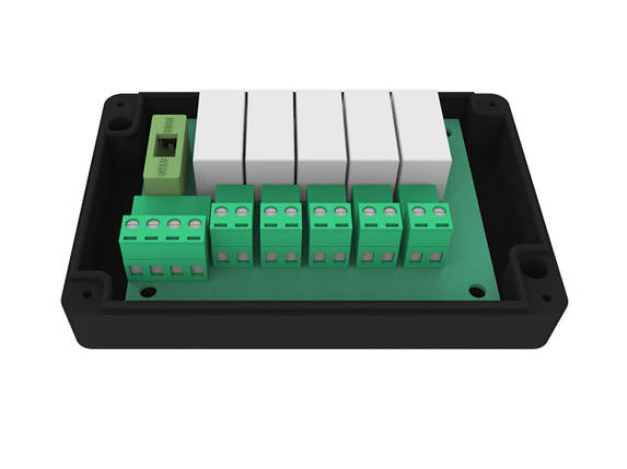Модуль управления нагревательного контураTECH ST-513, фото 2