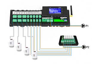 Модуль управления нагревательного контураTECH ST-513, фото 3