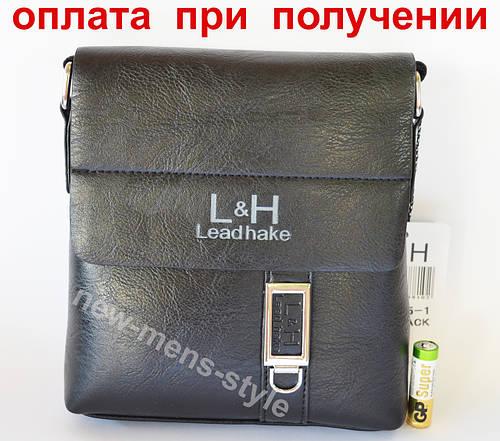 5a60cac196fe Мужская фирменная чоловіча кожаная сумка барсетка через плечо Polo Jeep  LeadHake: продажа, цена в Бердянске. мужские сумки и барсетки от