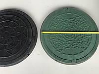 Люк каналізаційний круглий