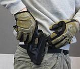 Тактические перчатки Mechanix Contra PRO - coyote (Mex-coyot-XL), фото 5