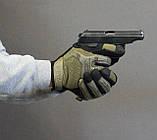 Тактические перчатки Mechanix Contra PRO - coyote (Mex-coyot-XL), фото 6