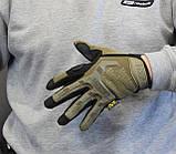 Тактические перчатки Mechanix Contra PRO - coyote (Mex-coyot-XL), фото 10