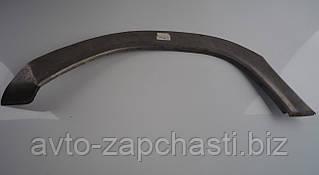 Ремонт заднего крыла ГАЗ 24-31029 правого