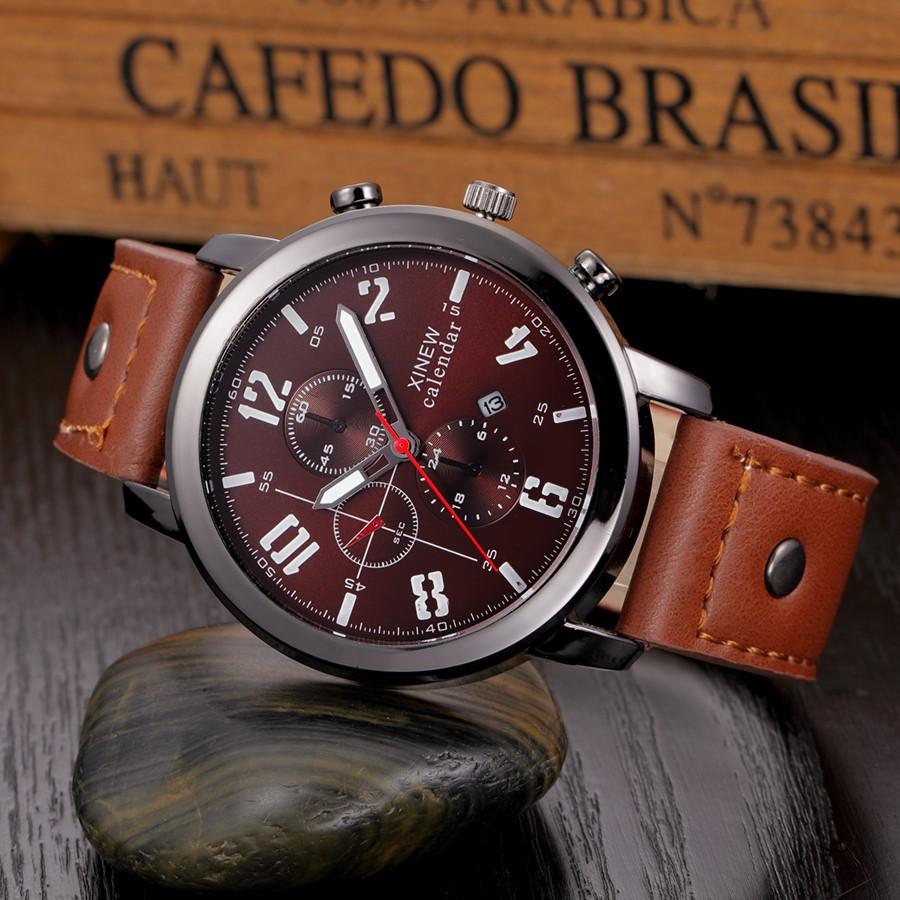 7ca78ecf Мужские чоловічі фирменные стильные часы XINEW ОРИГИНАЛ классика спорт,  цена 143 грн., купить в Бердянске — Prom.ua (ID#910838011)