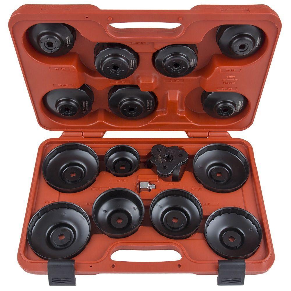 Набор ключей для масляных фильтров ANDRMAX