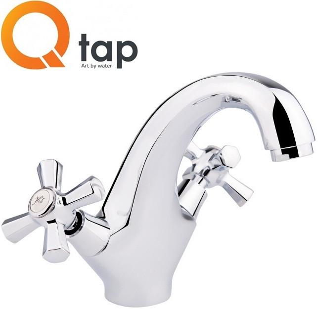 Смеситель для умывальника Liberty CRM 161 Q-tap