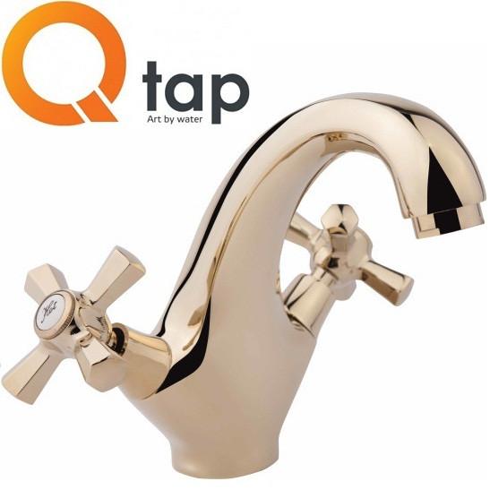Смеситель для умывальника Liberty ORO 161 Q-tap