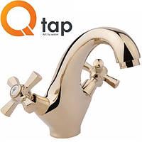 Смеситель для умывальника Liberty ORO 161 Q-tap, фото 1