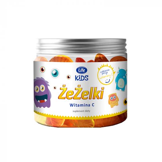 Витамины  для детей  Jelly  Kids 50 шт.