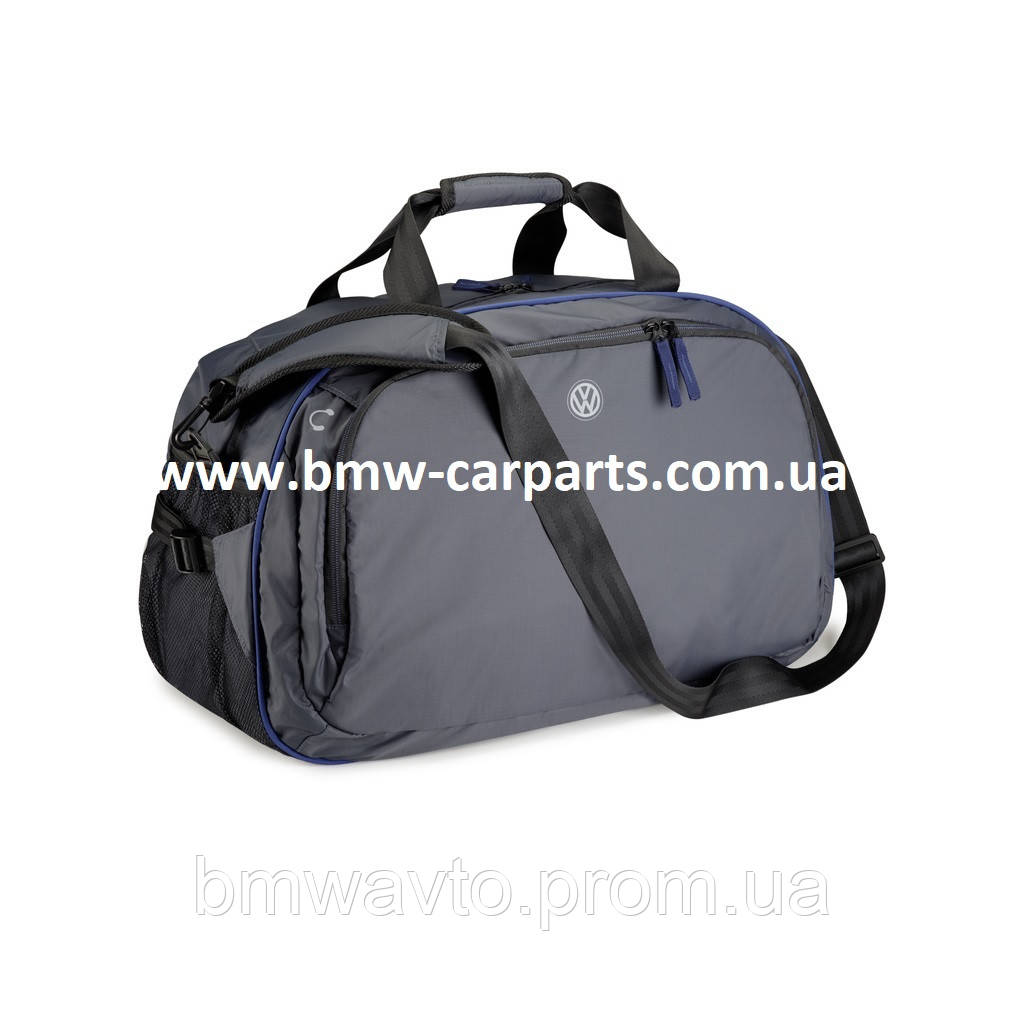 Спортивная сумка Volkswagen Logo Sports Bag, Black