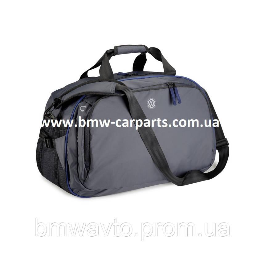 Спортивная сумка Volkswagen Logo Sports Bag, Black, фото 2