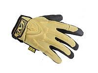 Перчатки тактические Mechanix M-PACT. XL песочного цвета