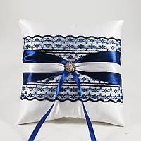 Свадебная подушечка для колец №35