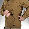 Тактическая куртка Helikon Tex ® COUGAR QSA + HID Soft Shell (оливковая), фото 5