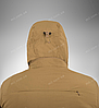 Тактическая куртка Helikon Tex ® COUGAR QSA + HID Soft Shell (оливковая), фото 6