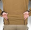 Тактическая куртка Helikon Tex ® COUGAR QSA + HID Soft Shell (оливковая), фото 8