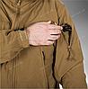 Тактическая куртка Helikon Tex ® COUGAR QSA + HID Soft Shell (оливковая), фото 9