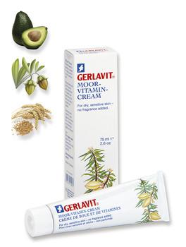 Витаминый крем для лица Gehwol Gerlavit Moor Vitamin 75 мл