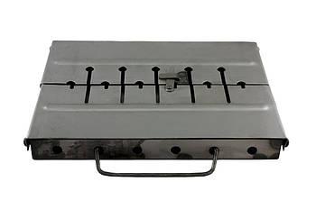 Мангал-чемодан ТМЗ - 10 шп., облегченный