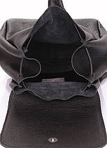 Рюкзак кожаный на завязках POOLPARTY Paris, фото 3