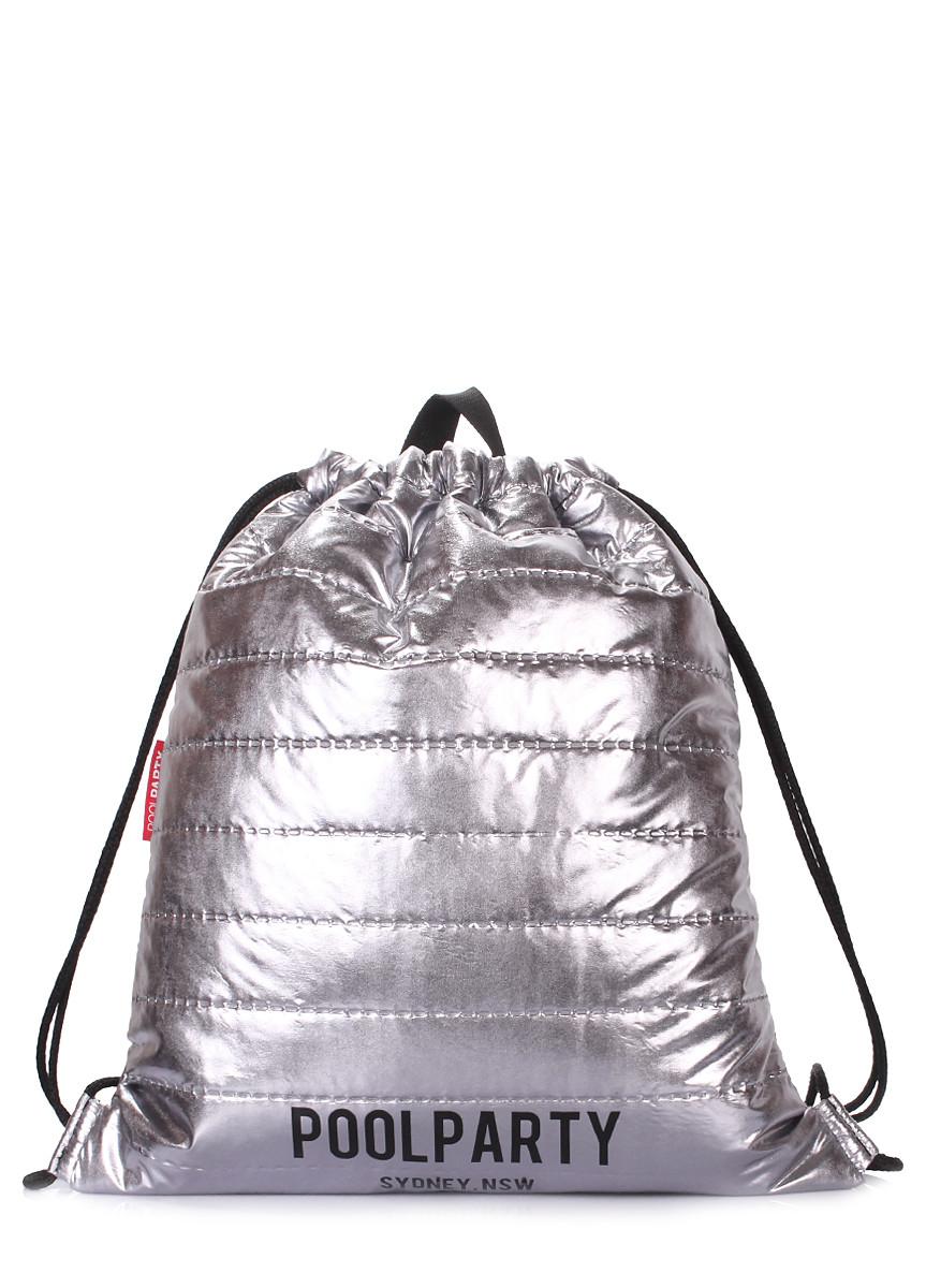 Рюкзак-мешок POOLPARTY на шнурке