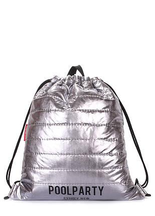 Рюкзак-мешок POOLPARTY на шнурке, фото 2