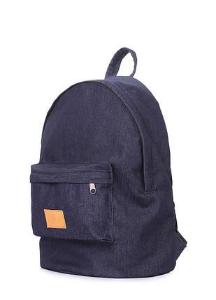 Рюкзак джинсовый POOLPARTY, фото 2