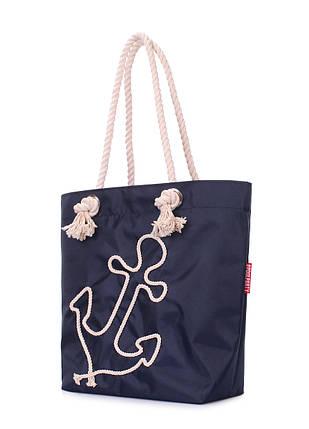 Летняя сумка с якорем POOLPARTY, фото 2