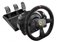 Кермо Thrustmaster T300 Ferrari Integral RW Alcantara edition Black