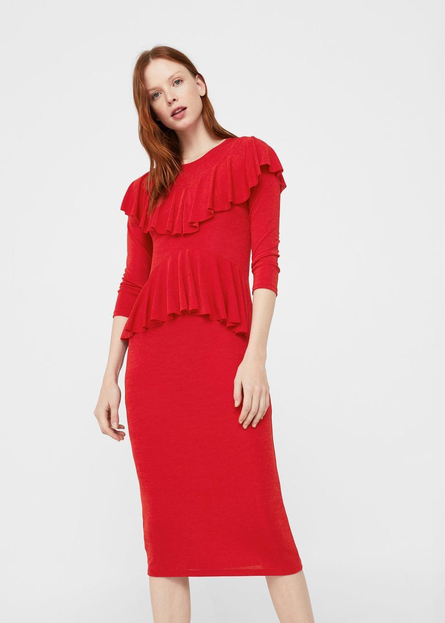 Женское платье Mango размер XL 52RU женские платья