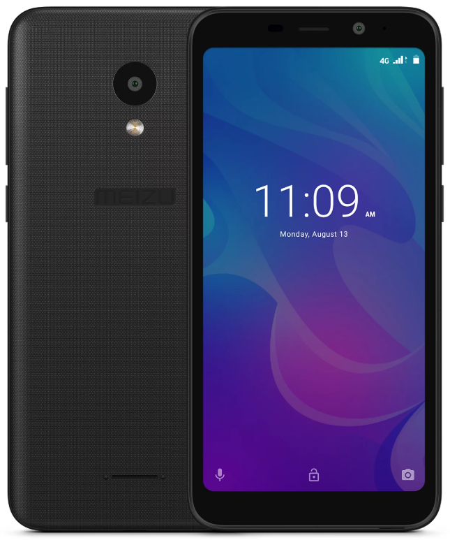 "Meizu C9 Black 2/16 Gb, 5.45"", Spreadtrum SC9832E, 3G, 4G (Global)"