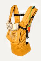Эргономичный рюкзак 'My baby', желтый
