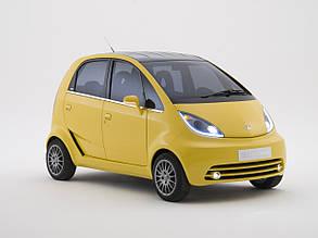 Tata Nano – самый маленький автомобиль в мире