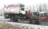 Услуги, аренда грузового крана-манипулятора. Перевозка негабаритных грузов. КРУГЛОСУТОЧНО, фото 4