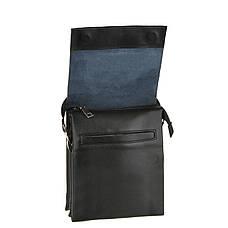 Мужская сумка вертикальная TENGFEIPAI кожаная 22х25х9  ксА6001-2, фото 2