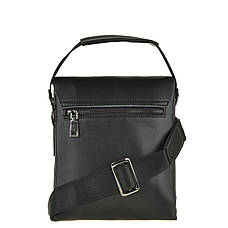 Мужская сумка вертикальная TENGFEIPAI кожаная 22х25х9  ксА6001-2, фото 3