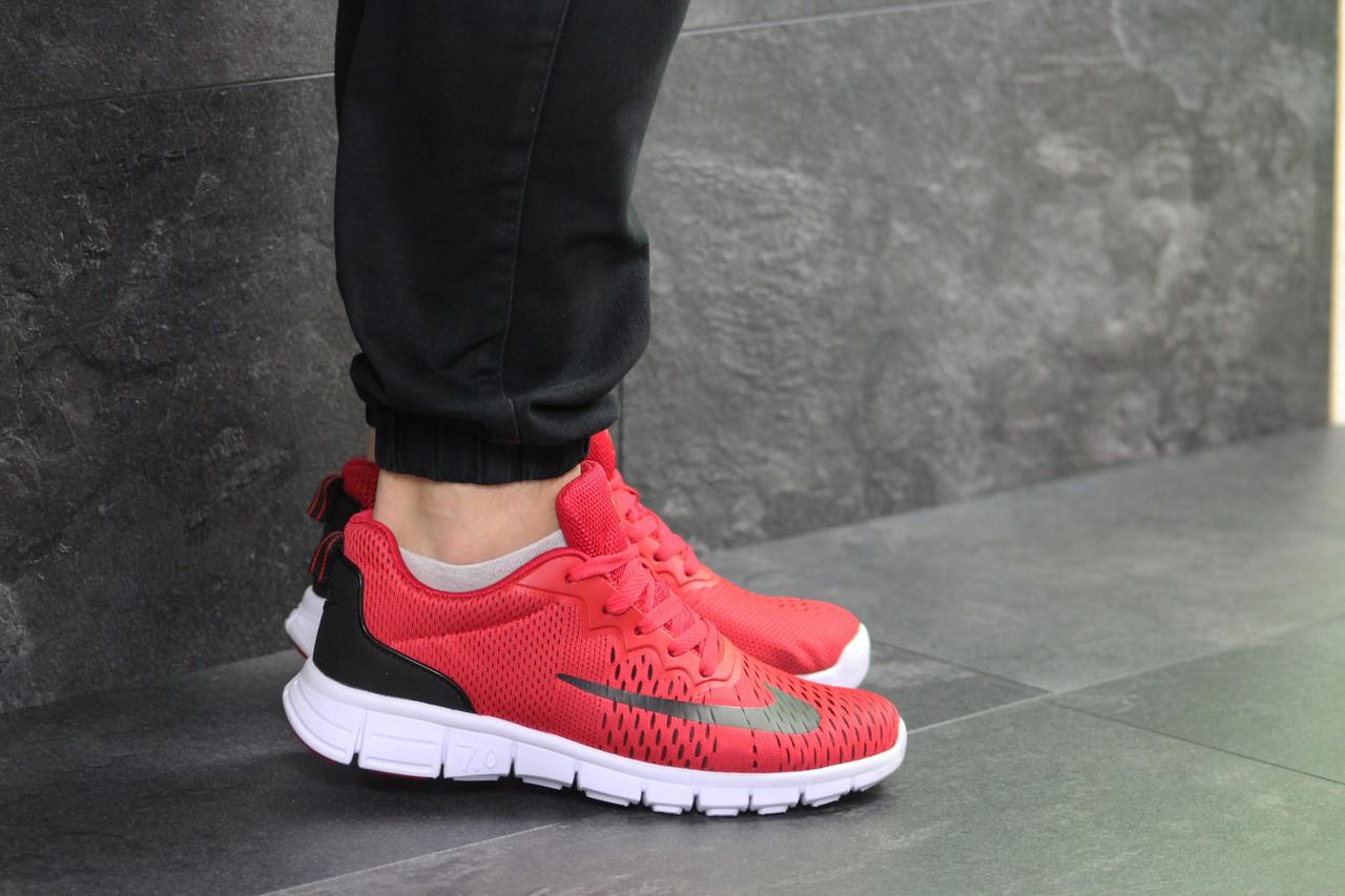 00d6fed8 Мужские кроссовки в стиле Nike Free Run 7.0, красные, цена 1 220 грн ...