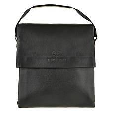 Мужская сумка кожаная TENGFEIPAI вертикальная  23х27х9  ксА6001-3, фото 3