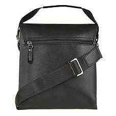 Мужская сумка кожаная TENGFEIPAI вертикальная  23х27х9  ксА6001-3, фото 2