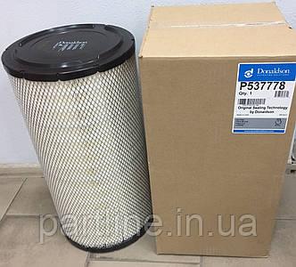 Фильтр воздушный Case2188 /2166 /1680  наружный (132151A1/AT220822) (Donaldson) P537778