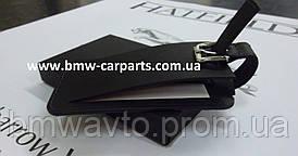 Кожаная багажная бирка Land Rover Leather Luggage Tag
