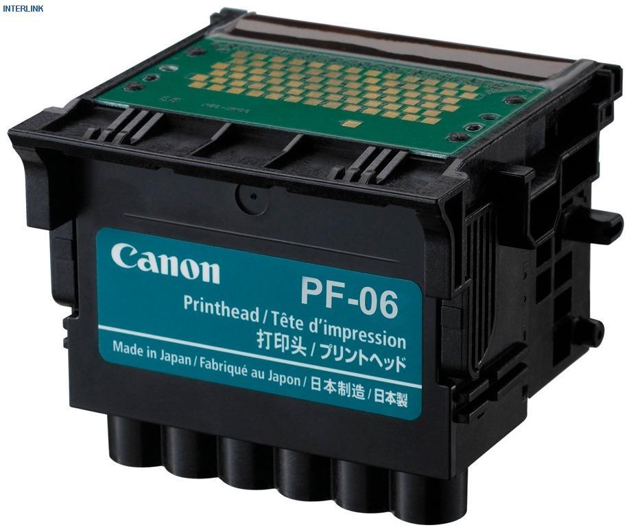 Печатающая головка Canon PF-06 для плоттеров Canon TM-200/TM-300/TX-2000/TX-3000/TX-4000