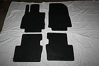 Mazda 2 2014↗ гг. Коврики Stingray (4 шт, резина)
